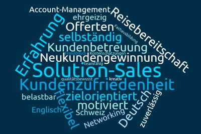 Solution Sales / Account Manager