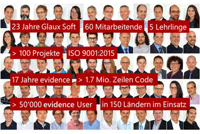 evidenceday 2019 - Glaux Soft AG - Facts